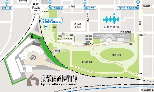 Map_umekoujipark